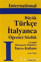 Büyük Türkçe İtalyanca Öğretici Sözlük Asım Tanış