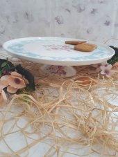 Aryıldız Ayaklı Kek Kurabiyelik Pasta Tabağı-2