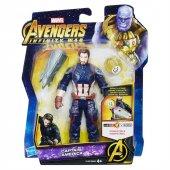 Avengers Infinity War Figür Ve Sonsuzluk Taşı Capt...