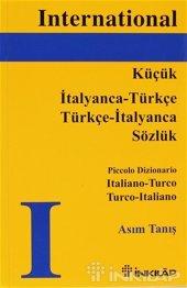 ınternational Küçük İtalyanca Türkçe Sözlük Asım Tanış