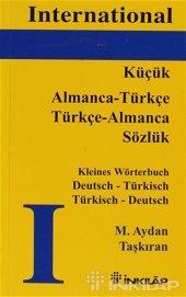 Almanca Türkçe Türkçe Almanca (Küçük) M. Aydan...