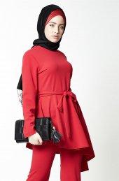Butik Melina İkili Takım-Kırmızı 2274-34-6