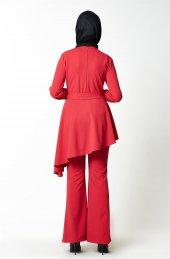 Butik Melina İkili Takım-Kırmızı 2274-34-8