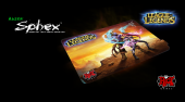 League Of Legends Collector S Edition Razer Sphex Hard Gaming Mouse Mat