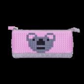 Pixelbags Kalem Kutusu Pembe-2