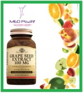 Solgar Grape Seed Extract 100 Mg 30 Kps