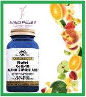 Solgar Nutri Nano Coq10 Alpha Lipoic Acid 60 Kps Skt06 2019