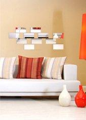 M3 Decorium Bricks Dekoratif Ayna