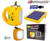 Powermaster Solar Panel(Tek Panel)