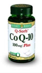 Natures Bounty Coenzym Q 10 100 Mg 60 Softjel Kapsül (Co Q 10)