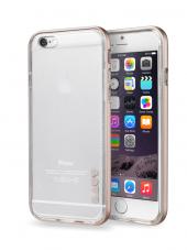 LAUT Exoframe iPhone 6 Plus / 6S Plus Gold Kılıf