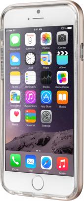 LAUT Exoframe iPhone 6 Plus / 6S Plus Silver Kılıf-2