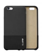 Laut Uniform iPhone 6 / 6s Plus Siyah Kılıf-2