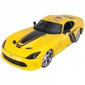 Kişiye Özel Lisanslı Maisto 2013 Srt Dodge Viper G...