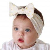 Babygiz Bağlamalı Bandana Nba098