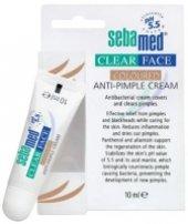 Sebamed Clear Face Sıvılce Ortucu Krem 10ml Cıldınızde Oluşan Kı