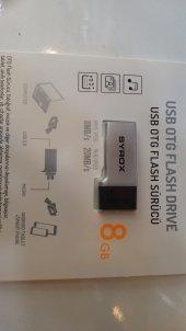 USB OTG  FLASH DRİVE 8GB