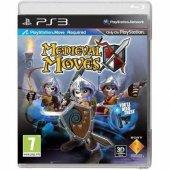Medieval Moves Move Uyumlu Ps3