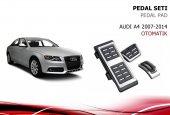 Audi A4 Pedal Seti Takımı Orjinal Geçmeli...