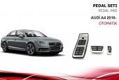 Audi A4 B9 Pedal Seti Takımı Orjinal Geçmeli...