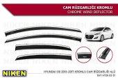 Hyundai İ30 Cam Rüzgarlığı Kromlu 2013 17 Niken...