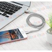 Asus Zenfone 4 Max Uyumlu Manyetik Mıknatıslı Şarj Kablosu-3