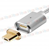Samsung Alpha (G850) Uyumlu Manyetik Mıknatıslı Şarj Kablosu-6