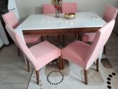 Nur Home Somon Sandalye Kılıfı (Renk 27)