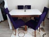Nur Home Mor Sandalye Kılıfı (Renk-10)