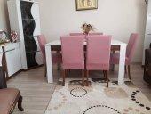 Nur Home Pudra Renk Sandalye Kılıfı (Renk-26)-2