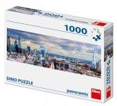 Dino Puzzle 1000 Parça Londradan Görünüm-2