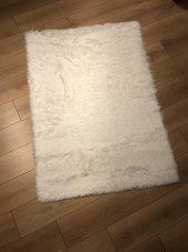 Tavşan Post Halı Beyaz 80cm x 140cm-2