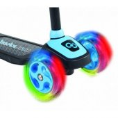 Cool Wheels 3 Tekerlekli Twistable Frenli Işıklı Scooter Mavi-2