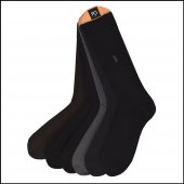 Faik Oktay Erkek Eco Bambu Günlük Çorap 6' Lı Paket
