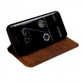 Wachikopa Samsung Galaxy S7 Hakiki Deri Kılıf Slim Magnet Bari Ko-4