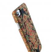 Wachikopa Apple iPhone 7 / 8 Kapak Bodrum El Yapımı Kilim Desenli-5