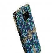 Wachikopa Samsung Galaxy S7 Kapak Breze El Yapımı Kilim Desenli K-5