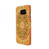 Wachikopa Samsung Galaxy S7 Edge Kapak Münhani El Yapımı Kilim De-3