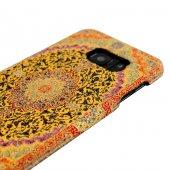 Wachikopa Samsung Galaxy S7 Edge Kapak Münhani El Yapımı Kilim De-4