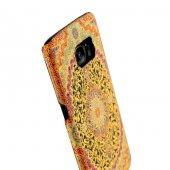 Wachikopa Samsung Galaxy S7 Edge Kapak Münhani El Yapımı Kilim De-5