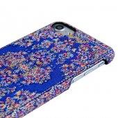 Wachikopa Apple iPhone 7 / 8 Kapak Hadrian  El Yapımı Kilim Desen-4