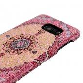 Wachikopa Samsung Galaxy S7 Kapak Amasra El Yapımı Kilim Desenli -4