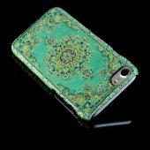 Iphone 7 8 Kapak Eslem El Yapımı Kilim Desenli Kumaş Dokuma