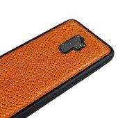 Wachikopa Samsung Galaxy S9 Plus Hakiki Deri Kapak Back Cover Ada-4