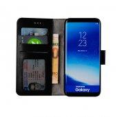 Wachikopa Samsung Galaxy S9 Plus Hakiki Deri Kılıf Classic Fario -5
