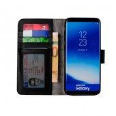 Wachikopa Samsung Galaxy S9 Plus Hakiki Deri Kılıf Library Yoland-2