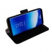Wachikopa Samsung Galaxy S9 Plus Hakiki Deri Kılıf Library Yoland-3