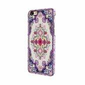Wachikopa Apple iPhone 6 / 6S Kapak Beyce Sultan El Yapımı Kilim -3