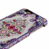 Wachikopa Apple iPhone 6 / 6S Kapak Beyce Sultan El Yapımı Kilim -4