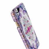 Wachikopa Apple iPhone 6 / 6S Kapak Beyce Sultan El Yapımı Kilim -5